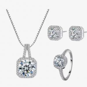 Princess Diamond Set