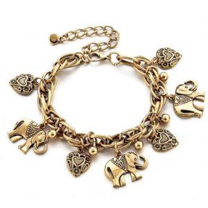 Elephant Heart (Gold)