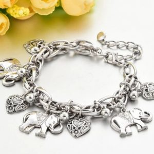 Elephant Heart (Silver)