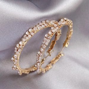 Infinity Crystal (Gold)