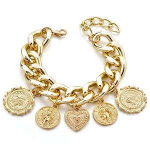 Heart of Coins (Gold)