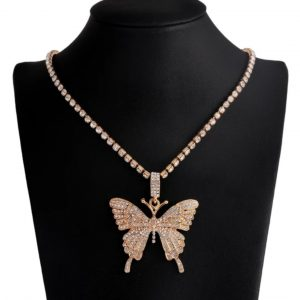 Butterfly (Gold)