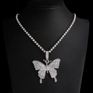 Butterfly (Silver)