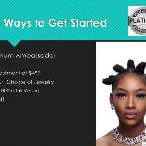 Platinum Ambassador